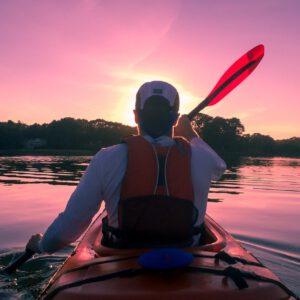 kayaking, canoing, lakes